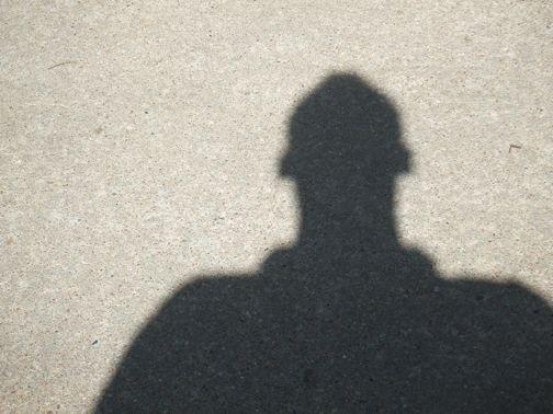 A shadow fauxhawk.