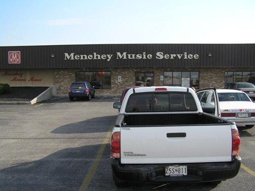 menchey music hanover