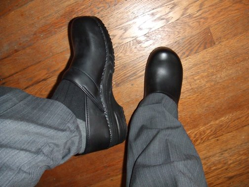 Teacher Shoes of Ginormism