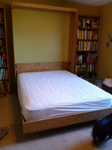 A fully functioning bed!