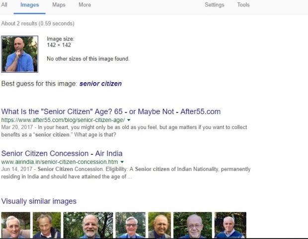 Senior citizen?!?