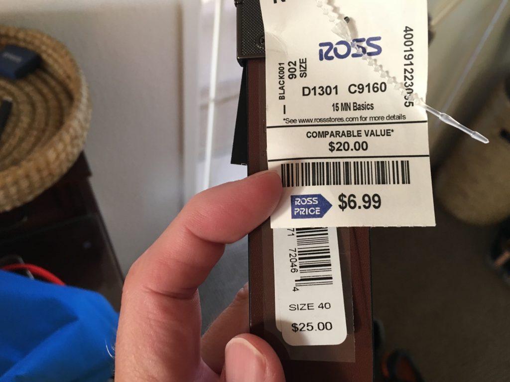 Nice price!